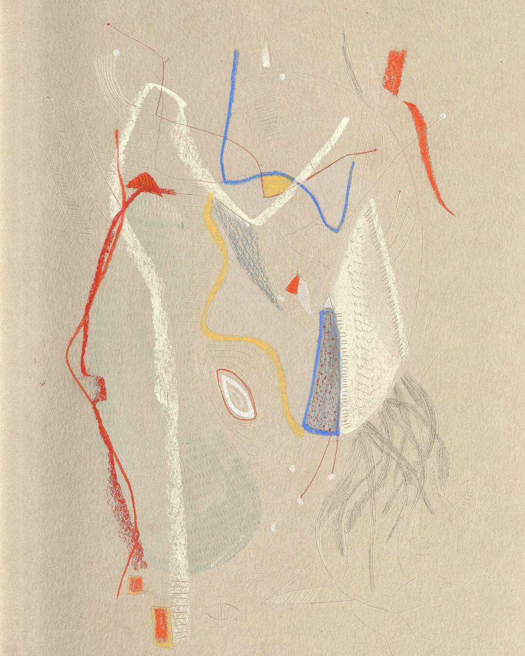 Julia Magdalene Rómas Drawings