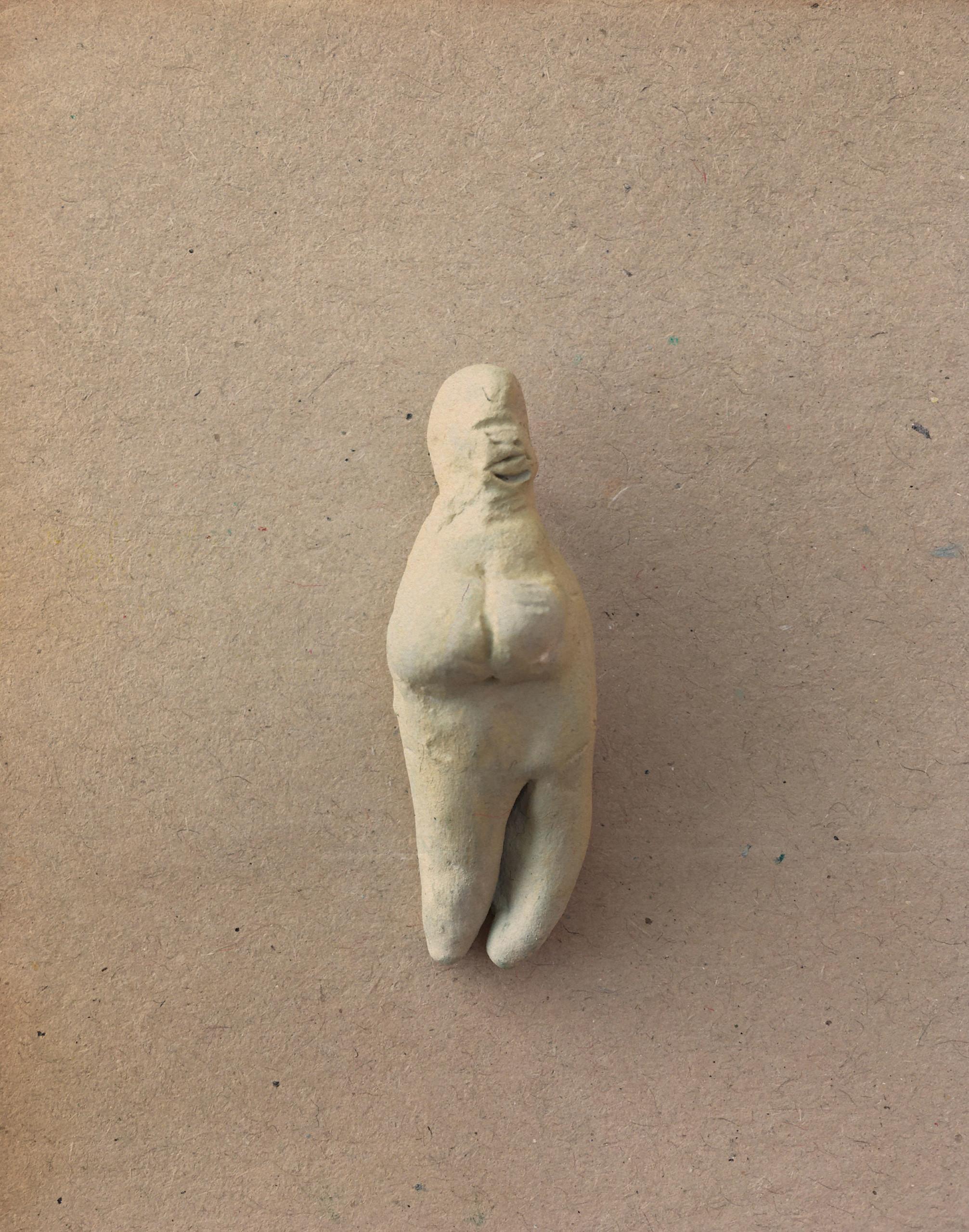 Julia Magdalene Rómas Sculpture